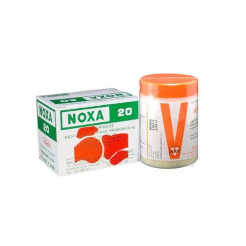 泰国娜莎NOXA20追风丸(小盒)