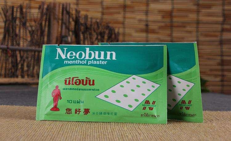 泰国您好梦消炎止痛贴的功效与作用说明