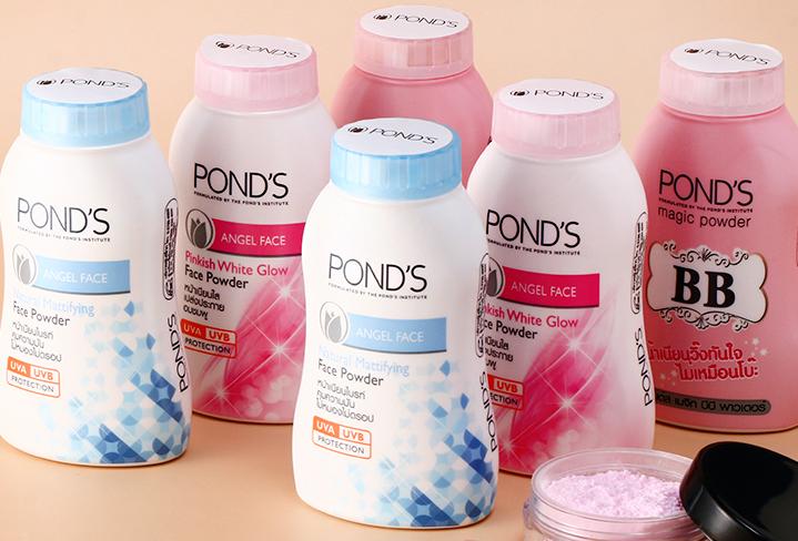 ponds散粉怎么样?值得拥有的高性价比散粉