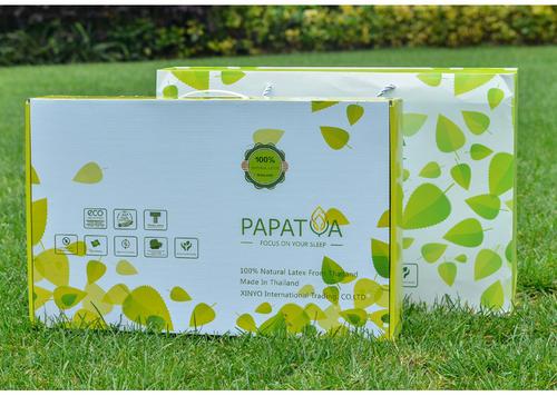 天然乳胶枕,泰国PAPATYA乳胶枕详细介绍